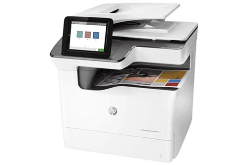 HP PageWide Managed Color P77950dn Pilote d Mprimante